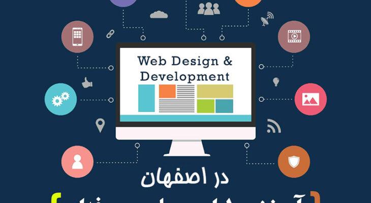 طراحی سایت | آموزش طراحی سایت اصفهان